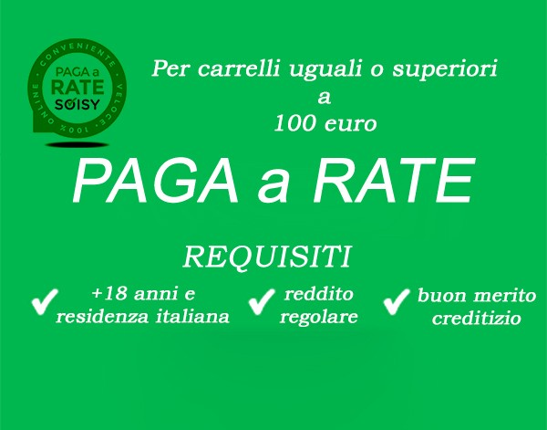 Pagamento Rateale